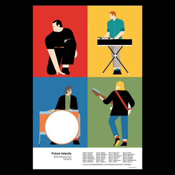 Fall 2018 Tour Poster