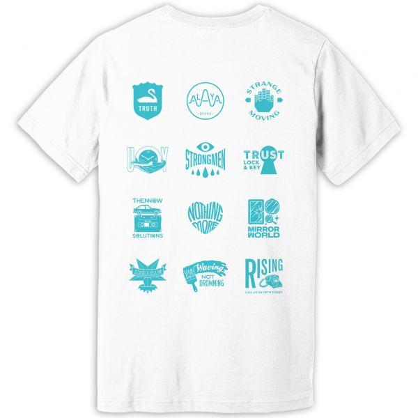 ALAYA White T-shirt