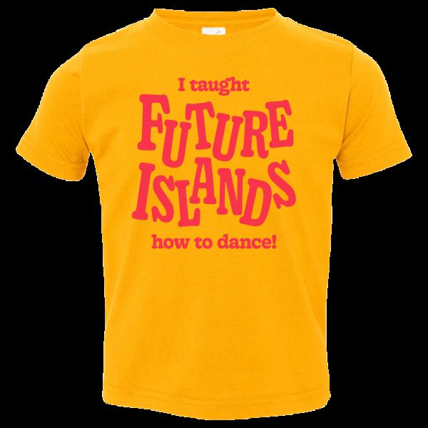 Toddler Dance T-shirt