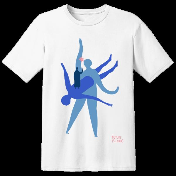 Daniel Barreto [WHITE] T-shirt