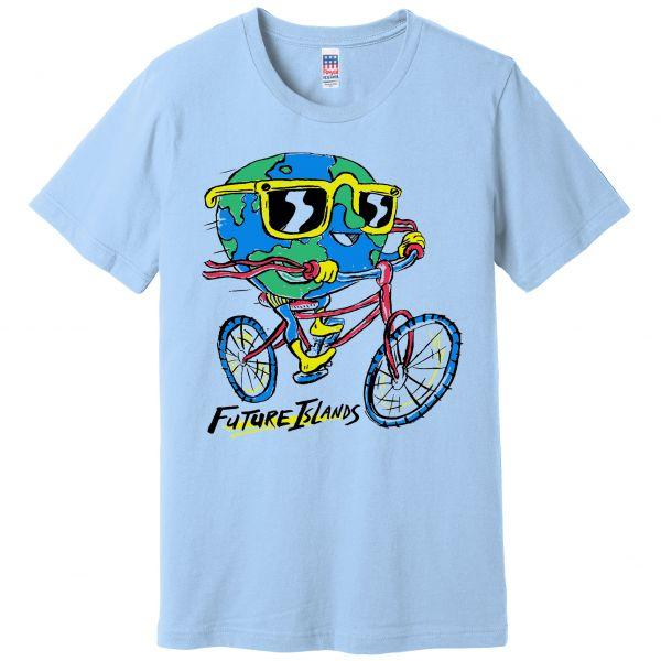 Globeman T-shirt
