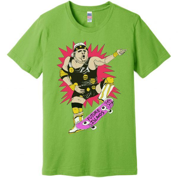 Dusty Rhodes T-shirt