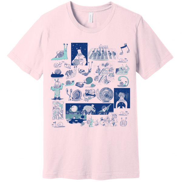 Collage T-shirt